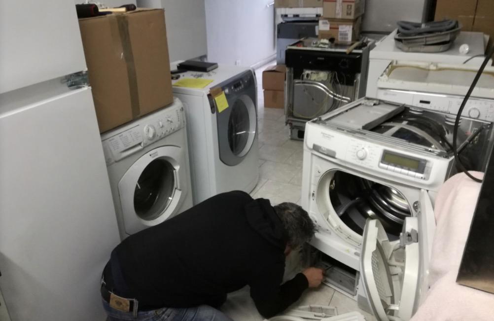riparazione tecnico salerno assistenza lavatrice - Home